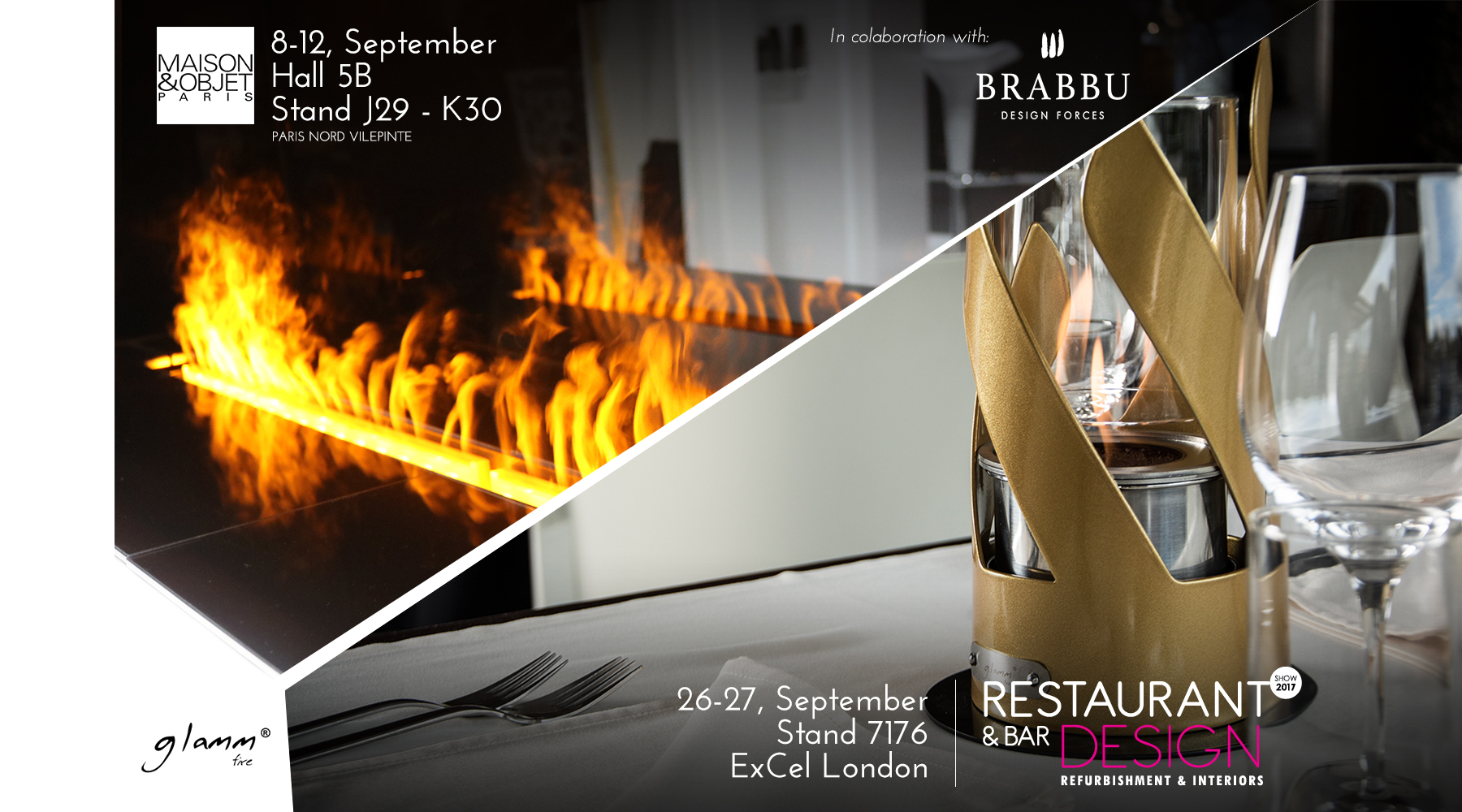 MAISON & OBJET | RESTAURANT & BAR DESIGN SHOW