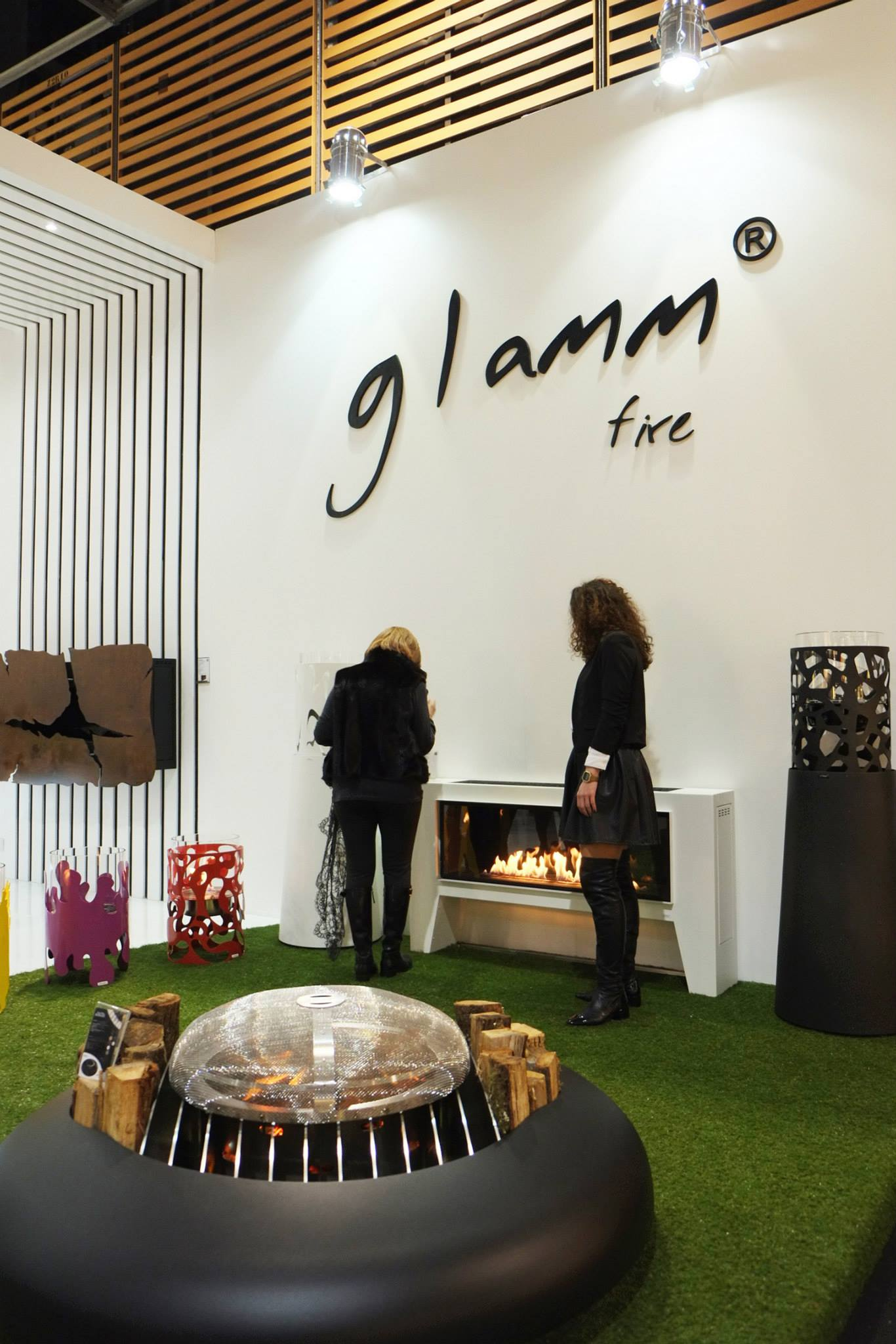 maison et objet january 2015 glammfire exclusive fireplaces. Black Bedroom Furniture Sets. Home Design Ideas