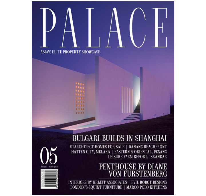 Palace Magazine - Asia's Elite Property Showcase