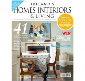 IRELAND'S HOMES INTERIORS & LIVING
