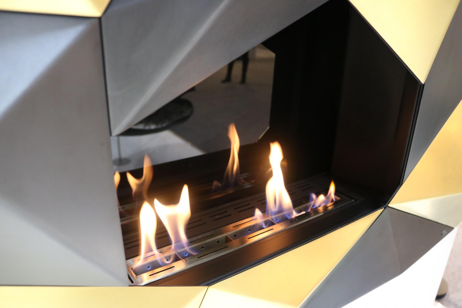 Maison et objet paris 2017 glammfire exclusive fireplaces for Maison et objet 2017