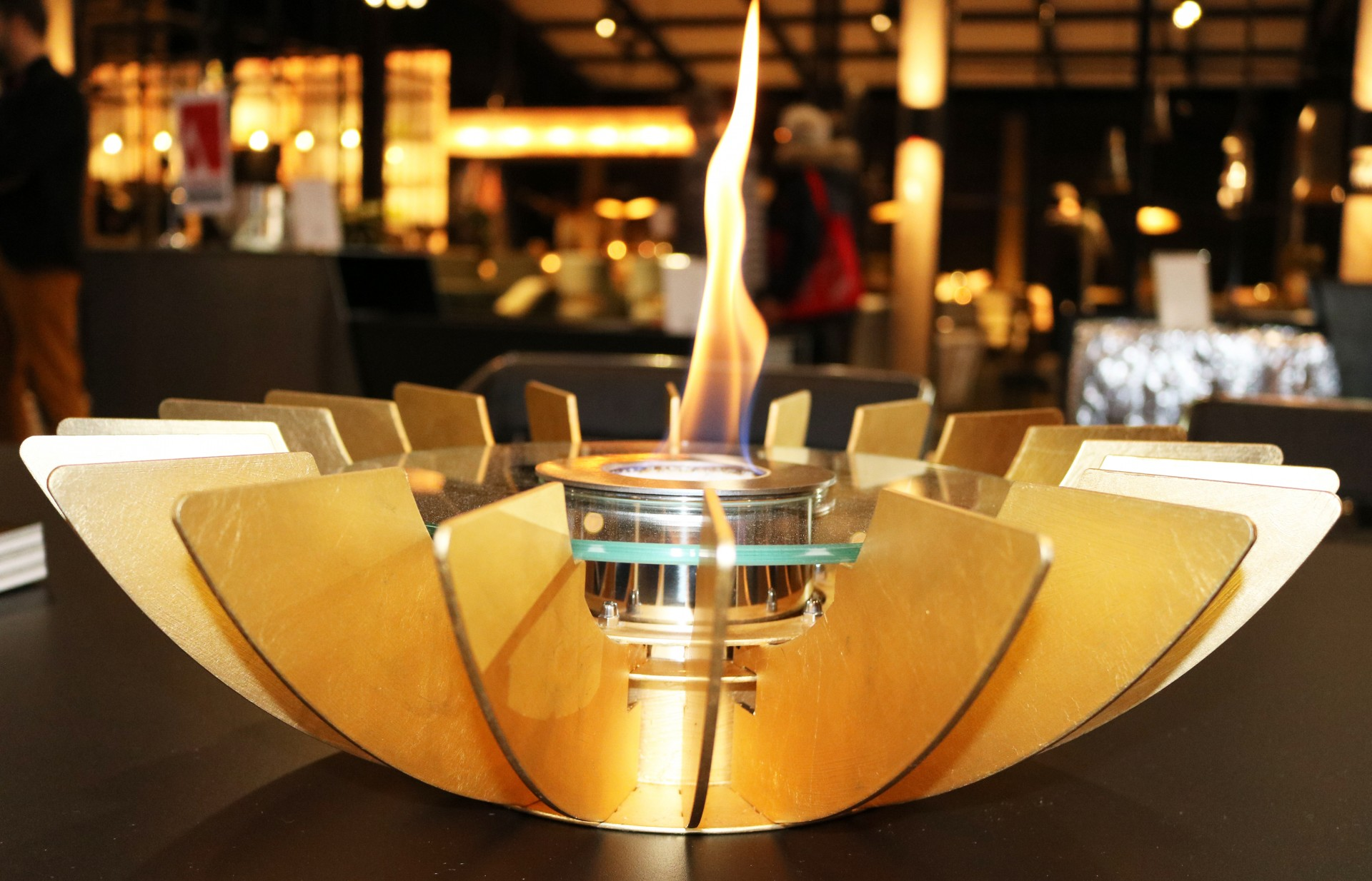 GlammFire glows with its own light in the City of Lights