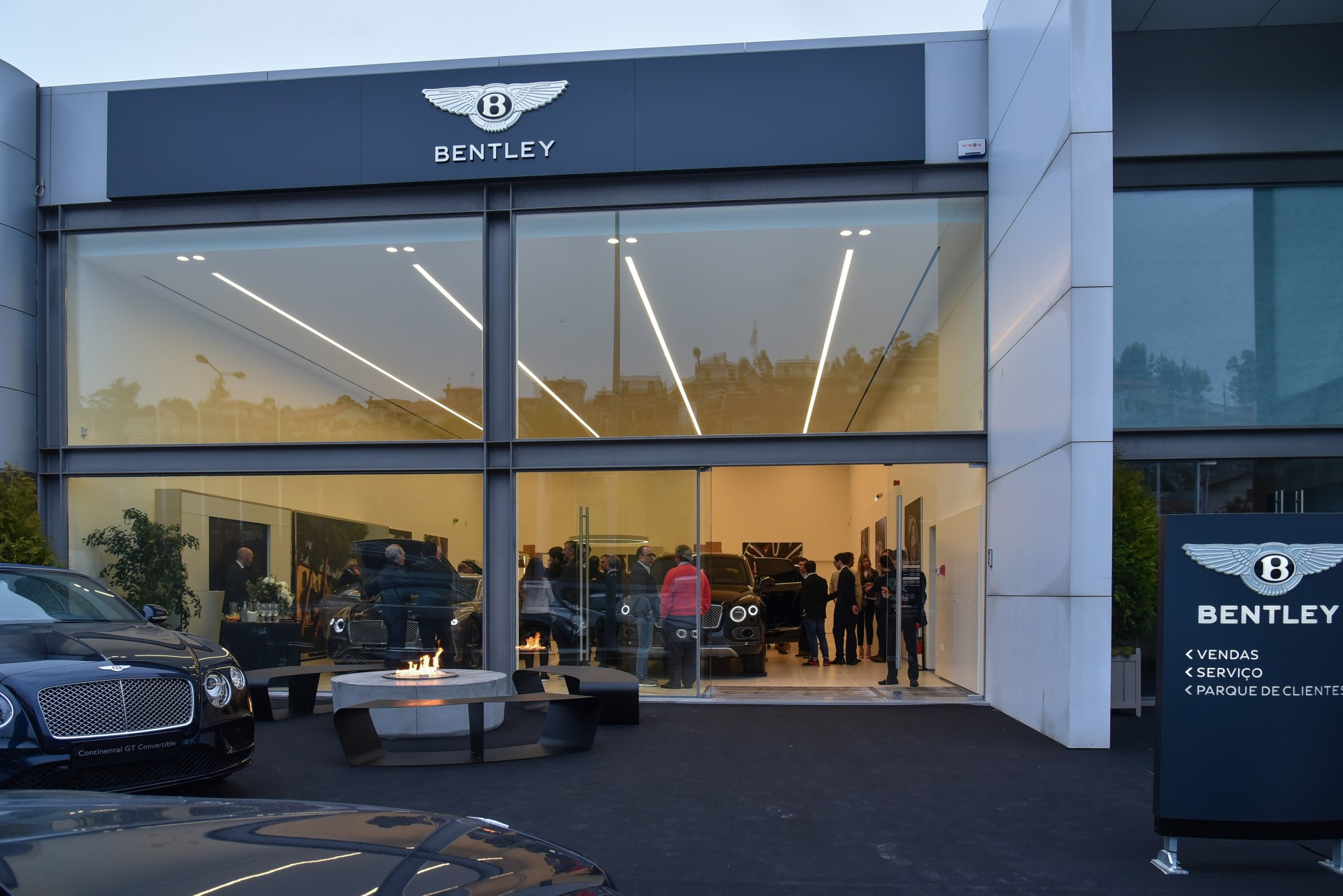 GlammFire and Bentley: successful partnership