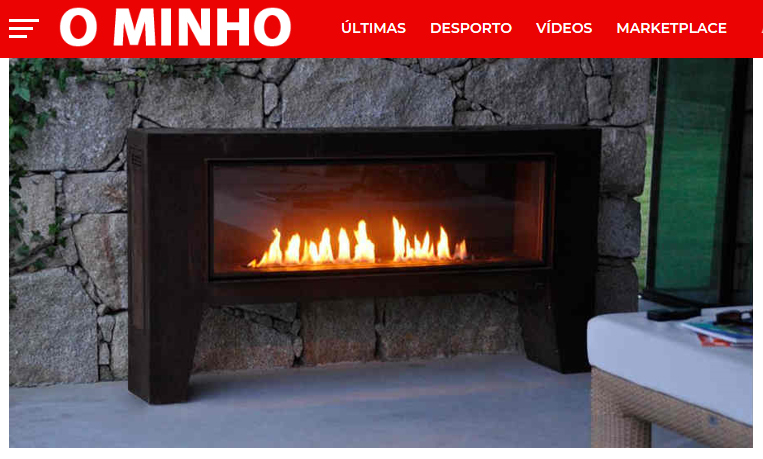 Monção's luxury fireplace company invests one million and doubles jobs