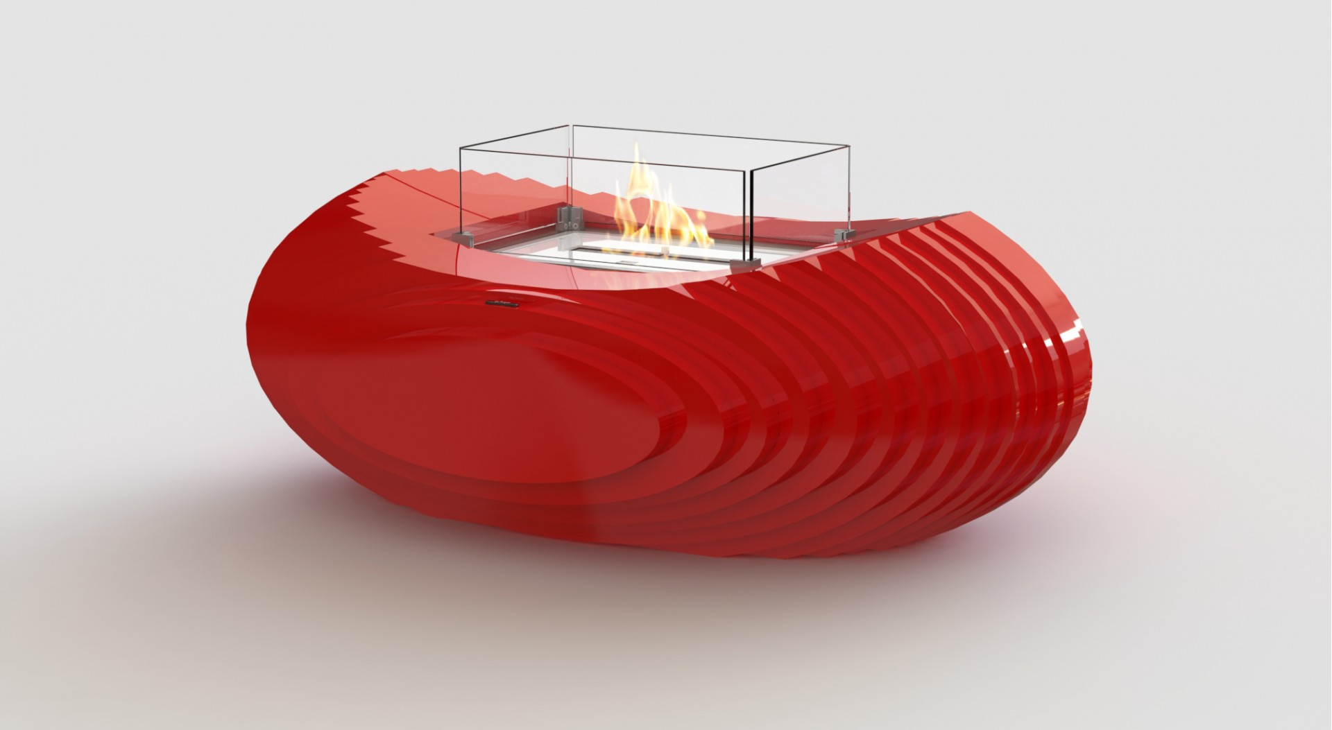 Baco Glammfire Exclusive Fireplaces