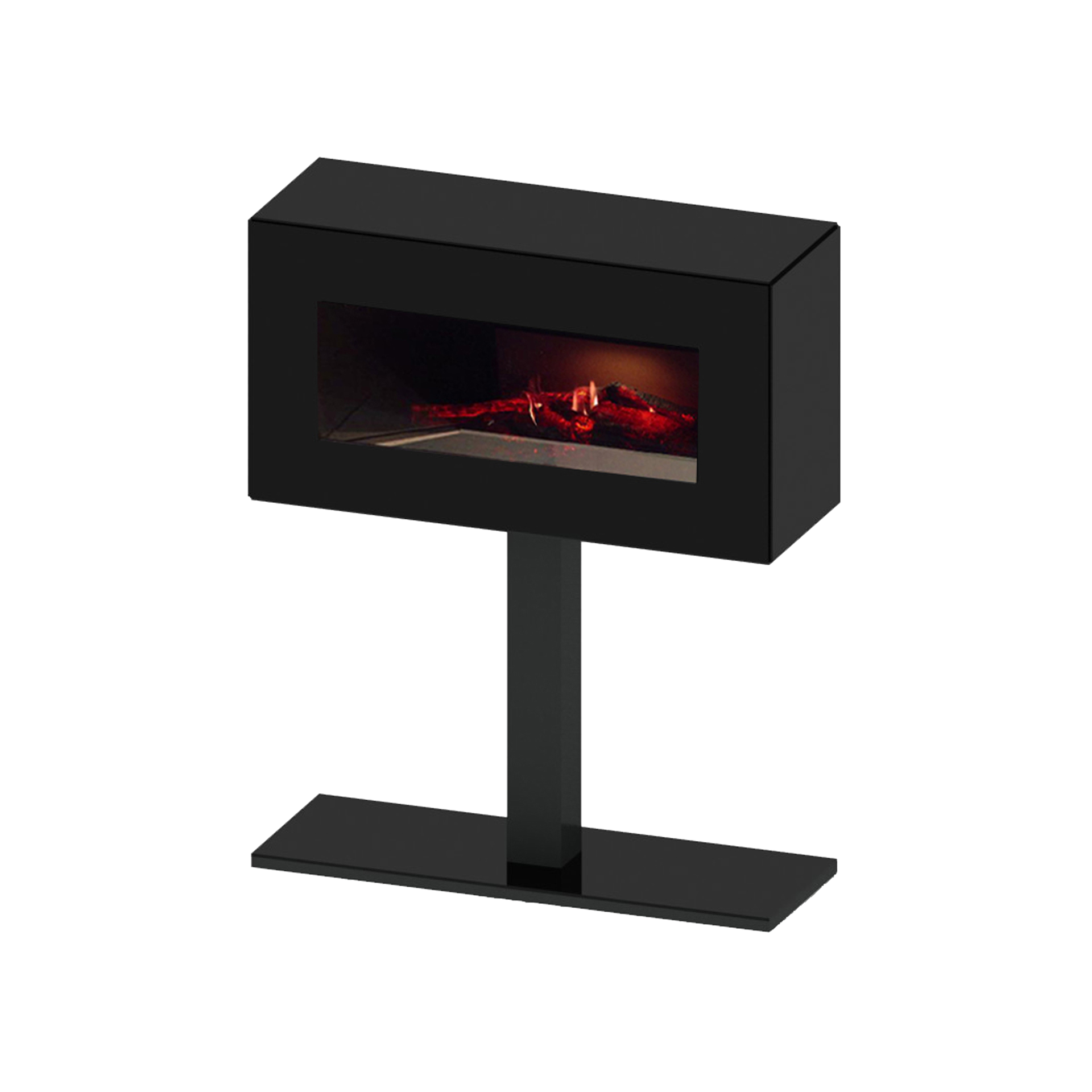 illusion glammfire exclusive fireplaces