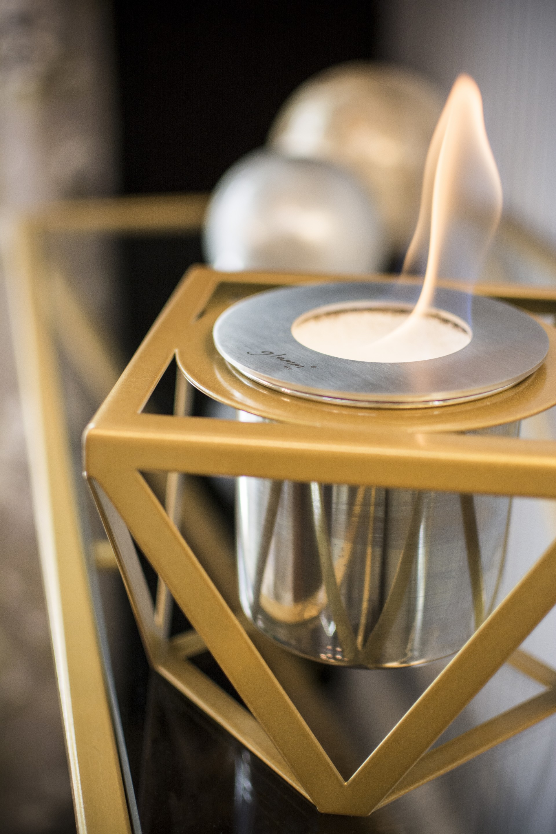 Tabletop Fireplaces | The new range of ethanol tabletop fireplaces
