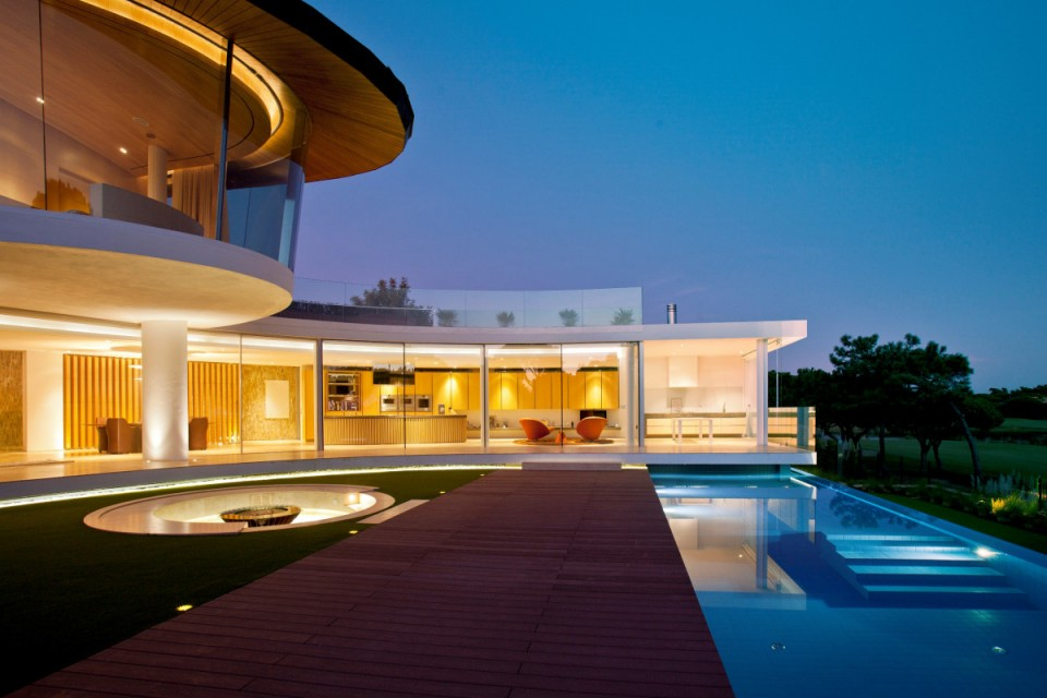 PRIVATE RESIDENCE - QUINTA DO LAGO, ALGARVE