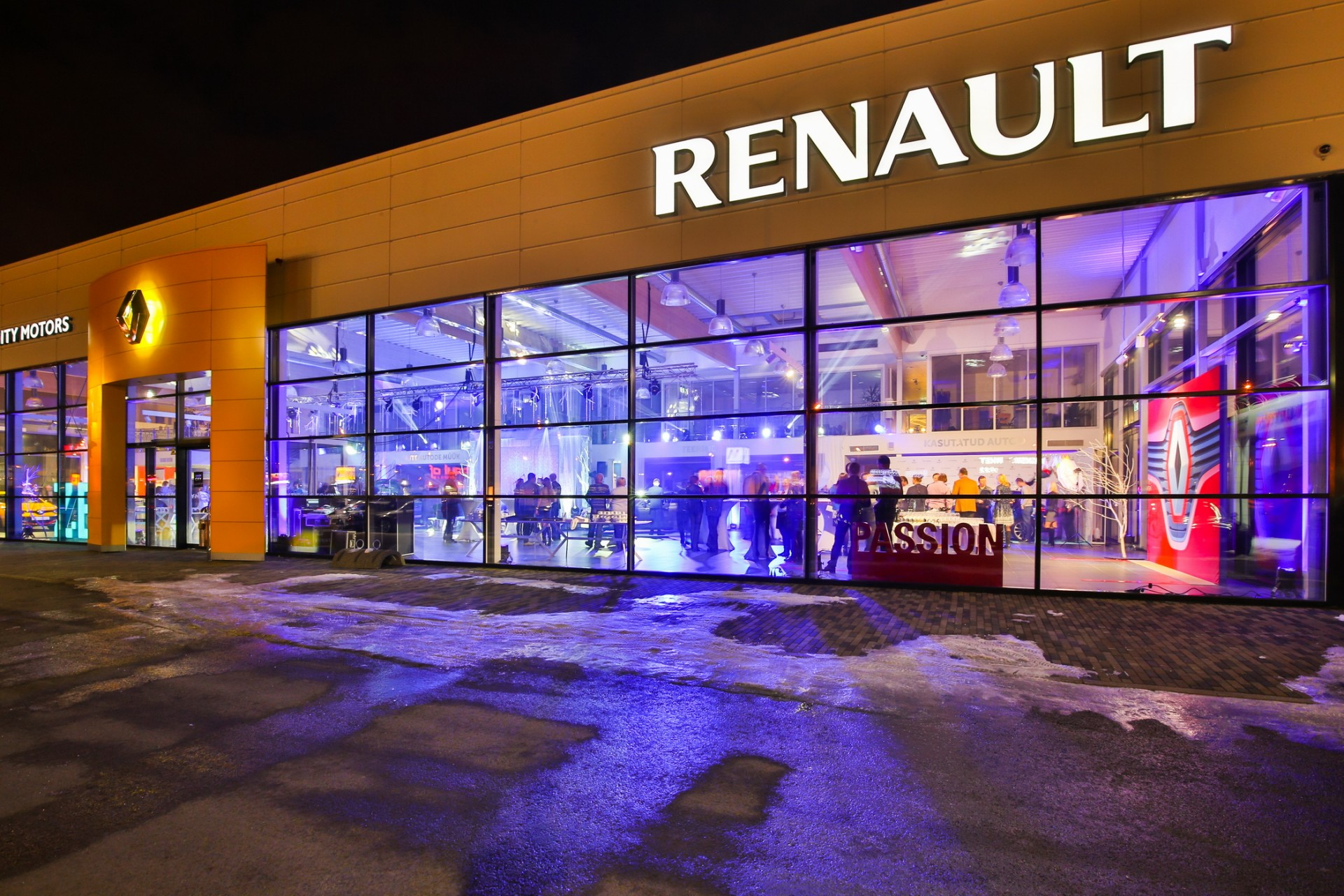 Presentation of new Renault Talisman and Renault Megane | Estonia