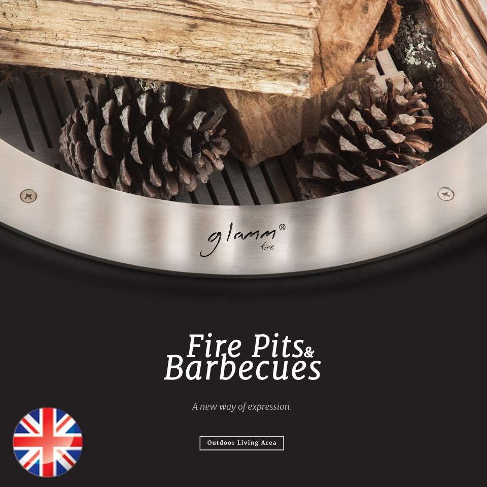 Fire Pits & Barbecues Catalogue EN