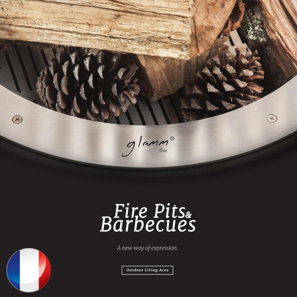 Fire Pits & Barbecues Catalogue FR
